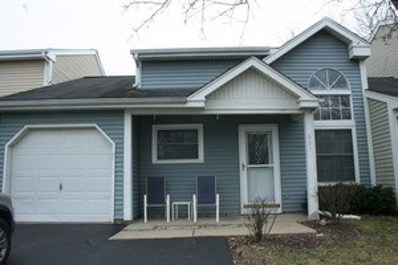 621 NANTUCKET Way UNIT 621, Island Lake, IL 60042 - #: 10669760