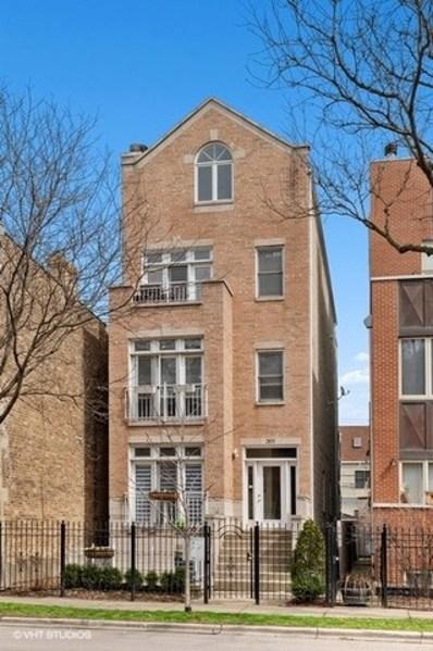 2855 N DAMEN Avenue UNIT 1, Chicago, IL 60618 - #: 10670017
