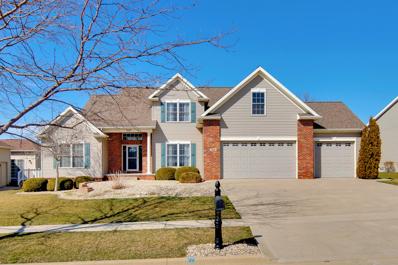 3103 Carrington Lane, Bloomington, IL 61705 - #: 10670371