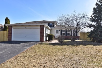 222 Steamboat Lane, Bolingbrook, IL 60490 - #: 10670921