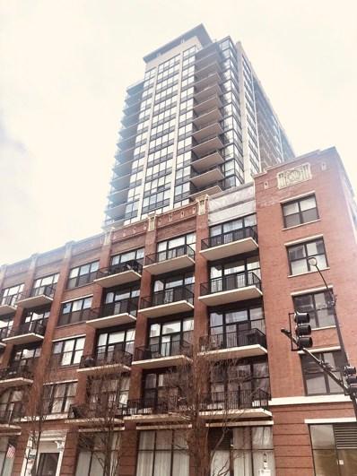 210 S Des Plaines Street UNIT 1807, Chicago, IL 60661 - #: 10671363