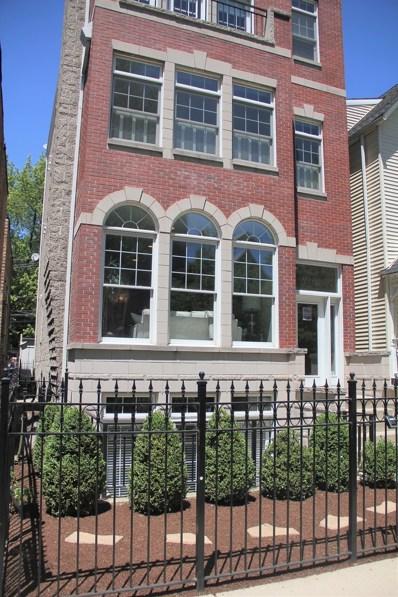 846 W Lill Avenue UNIT 1, Chicago, IL 60614 - #: 10671901
