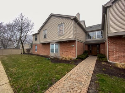130 Crest Wood Court UNIT 3, Schaumburg, IL 60195 - #: 10672164