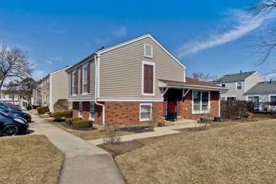 2146 Somersworth Place UNIT 2146, Hoffman Estates, IL 60169 - #: 10672656