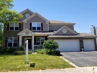 1861 Cambridge Lane, Montgomery, IL 60538 - #: 10672677