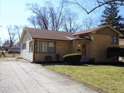 2801 WOODWORTH Place, Hazel Crest, IL 60429 - #: 10673022
