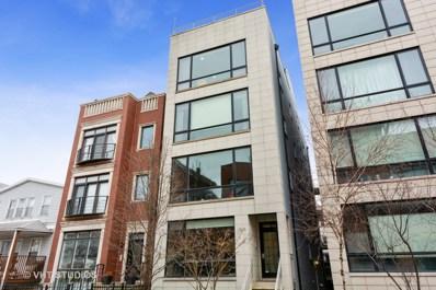 1519 W FRY Street UNIT 1, Chicago, IL 60642 - #: 10675395