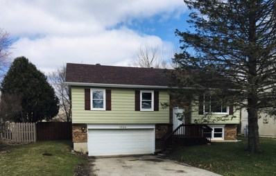 1704 BRENTWOOD Lane, McHenry, IL 60050 - #: 10675978