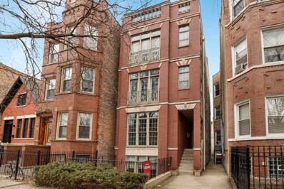 2124 W Haddon Avenue UNIT 3, Chicago, IL 60622 - #: 10676707