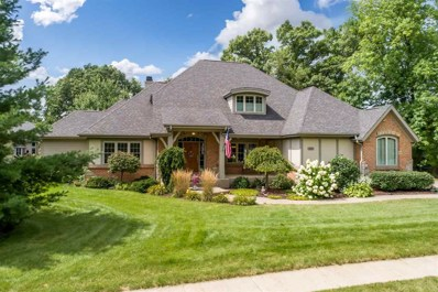 5328 Woodland Pond Lane, Loves Park, IL 61111 - #: 201805201