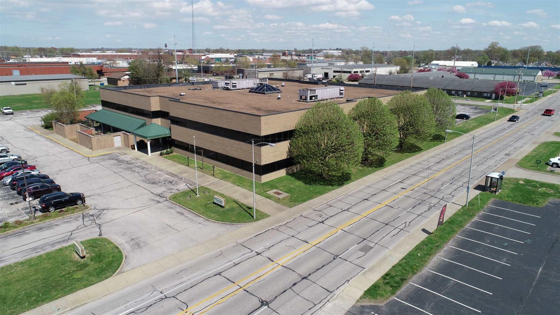 610 E Walnut Street, Evansville