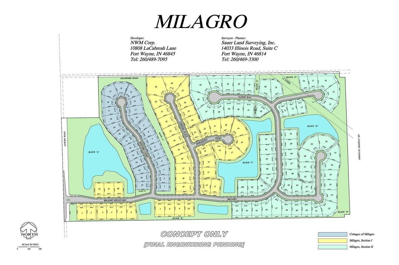 2787 Milagro Boulevard,