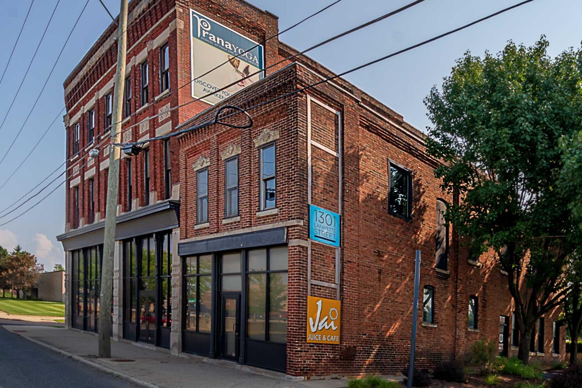 1301 S Lafayette Street,