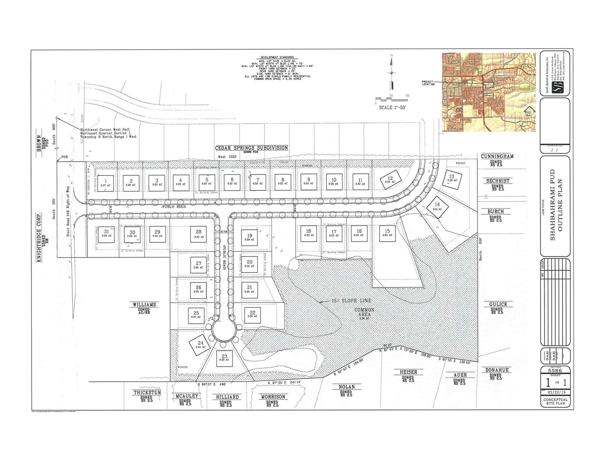 18.03 acres 446 State Road,