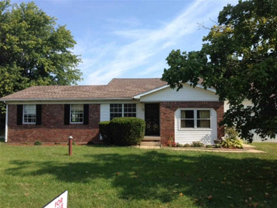 8022 Gasline Rd, Mulberry, IN 46058 - MLS#: 201311041