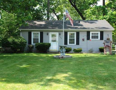 1205 Hickory Rd, South Bend, IN 46615 - MLS#: 201439056