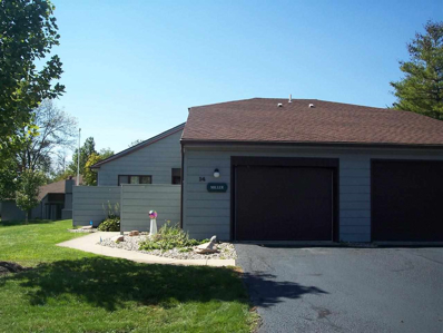 14 Woodspoint, North Manchester, IN 46962 - #: 201442696
