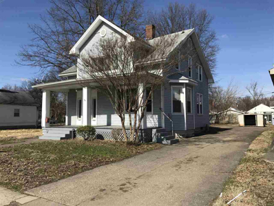 616 Covert Avenue, Evansville, IN 47713 - #: 201706449