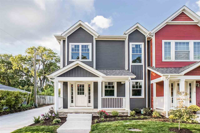 421 E Corby, South Bend, IN 46617 - MLS#: 201710999