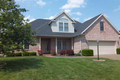 906 St Giles Court, Evansville, IN 47725 - MLS#: 201712598