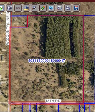 County Line Rd, Plymouth, IN 46563 - MLS#: 201716969