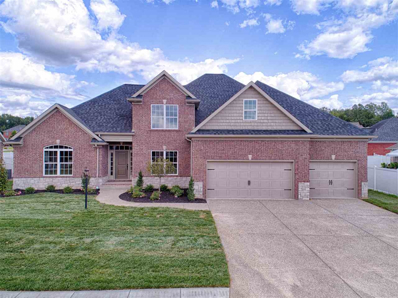 10349 Bernadette Drive, Evansville, IN 47725 - MLS#: 201731069