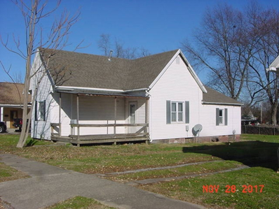 312 N Freelandville Avenue, Bicknell, IN 47512 - #: 201743417