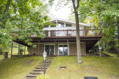 75 Lane 245 Lake James, Angola, IN 46703 - #: 201743746