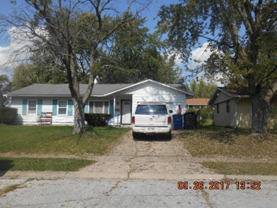 1209 E Marshall, Marion, IN 46952 - #: 201744468