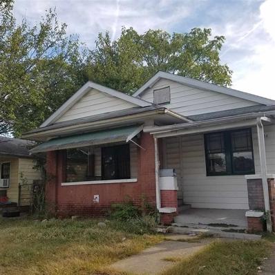 1624 S Grand Avenue, Evansville, IN 47713 - #: 201747014
