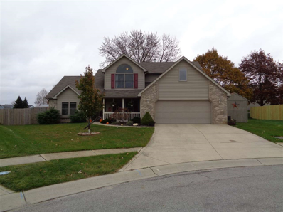2055 Butterstone Court, Huntington, IN 46750 - #: 201752265