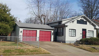 1000 E Blackford Avenue, Evansville, IN 47714 - #: 201754232