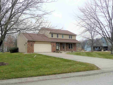 10611 Hickory Tree Court, Fort Wayne, IN 46845 - #: 201754298