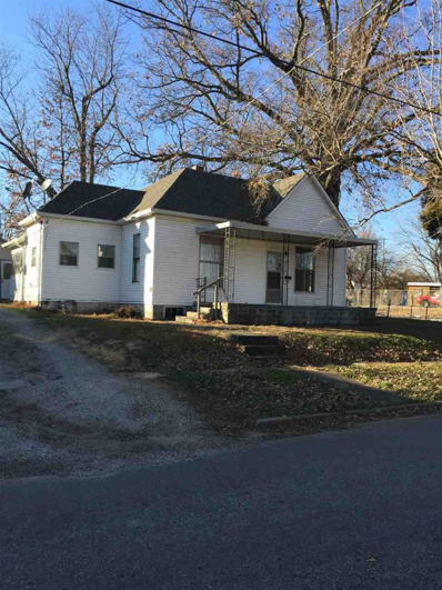 211 S Madison, Oakland City, IN 47660 - #: 201755009