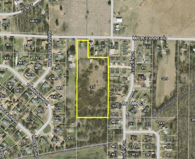 1555 W Maple Grove Road, Boonville, IN 47601 - #: 201755017