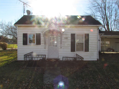 123 E Second Street, Lynnville, IN 47619 - MLS#: 201755763