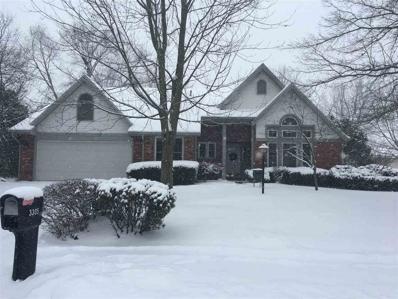3305 S Rolling Oak Drive, Bloomington, IN 47401 - #: 201801757