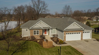 2737 E Lake Tahoe Trail, Warsaw, IN 46582 - #: 201801896