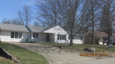 1102 Forest Drive, New Castle, IN 47362 - #: 201803060