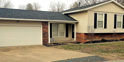 716 Parkview Drive, Boonville, IN 47601 - MLS#: 201803794