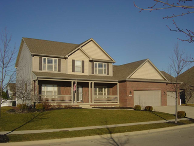3593 Westmoreland Drive, West Lafayette, IN 47906 - #: 201804521