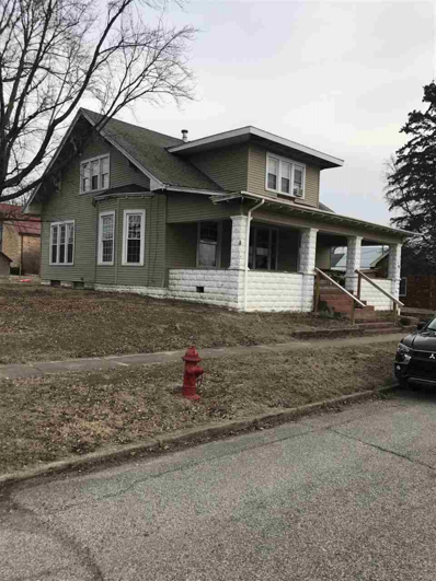 318 W 2ND Street, Bicknell, IN 47512 - MLS#: 201805096
