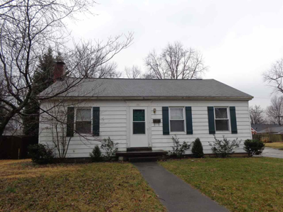 1917 Powell Avenue, Evansville, IN 47714 - #: 201805572