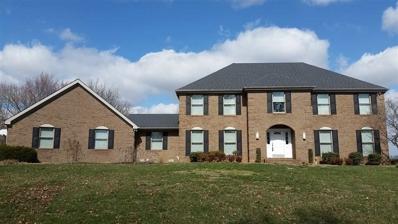 18 Oak Meadow Road, Evansville, IN 47725 - #: 201805694