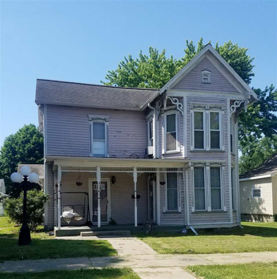 105 Harned Avenue, Washington, IN 47501 - #: 201805851