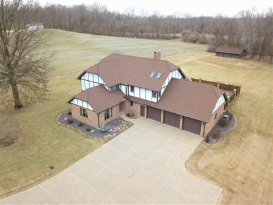 2132 S White Church Road, Princeton, IN 47670 - #: 201805917