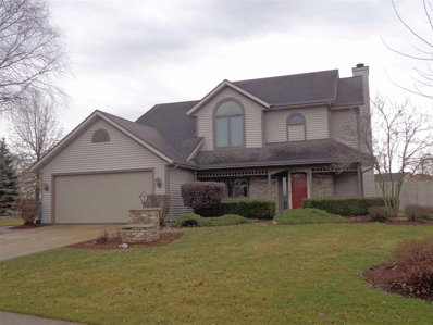 13622 Walker Mill Court, Grabill, IN 46741 - #: 201806272