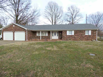 704 N Roosevelt Drive, Fort Branch, IN 47648 - #: 201806404