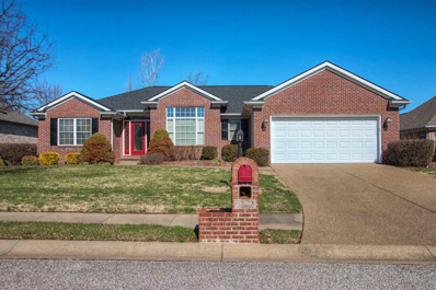3732 Grinell Drive, Evansville, IN 47711 - #: 201807235