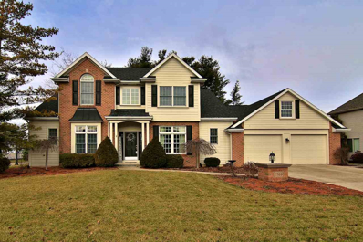 2709 Barry Knoll Way, Fort Wayne, IN 46845 - #: 201807443